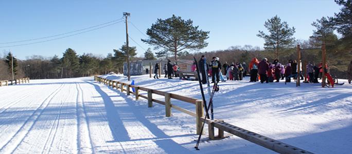 На неделе в Äkkeküla состоятся два лыжных старта