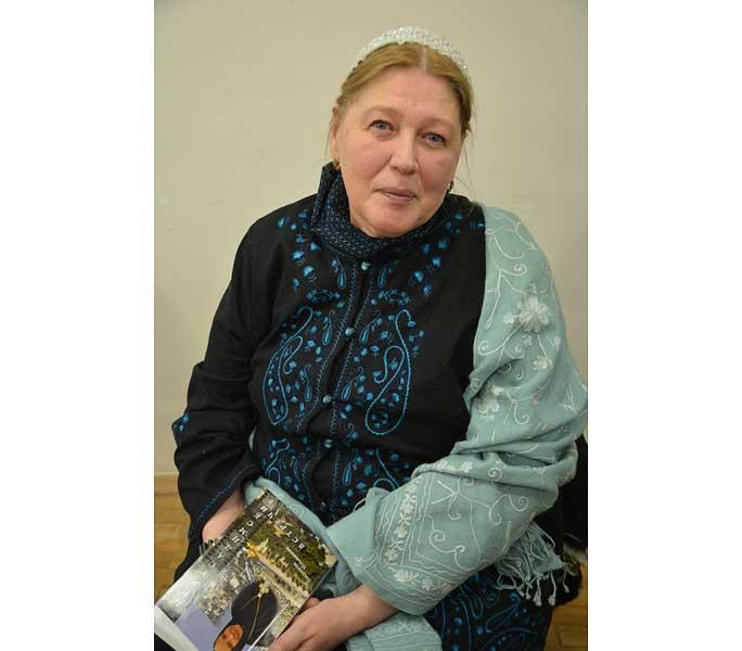 Людмила Ильюнина, православный журналист и писатель
