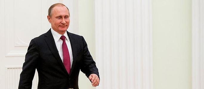 Путин поздравил Кальюлайд и всех жителей Эстонии