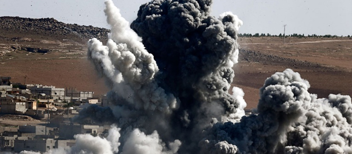 США намерены наступать на Ракку вместе с Турцией