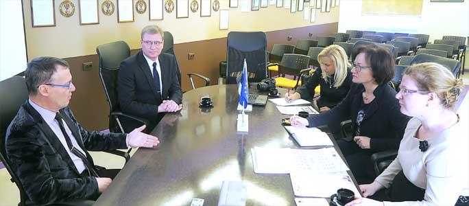 Началась подготовка к празднованию Дня европейского сотрудничества