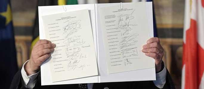 Лидеры ЕС в Римской декларации: Наш союз целостный и неделимый