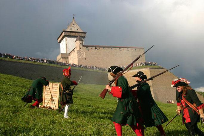 Нарвский музей остаётся в финансовой осаде