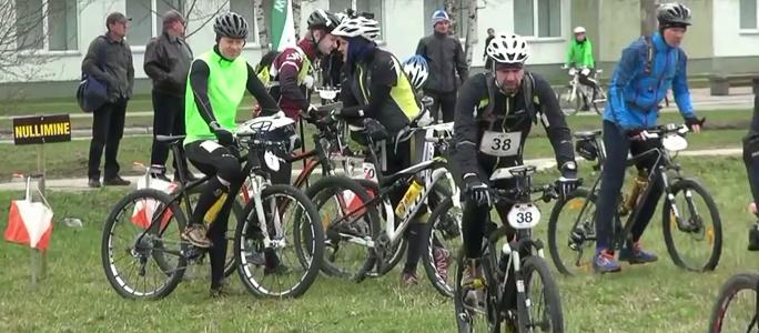 Первые старты эстонских велосипедистов пройдут в Нарве