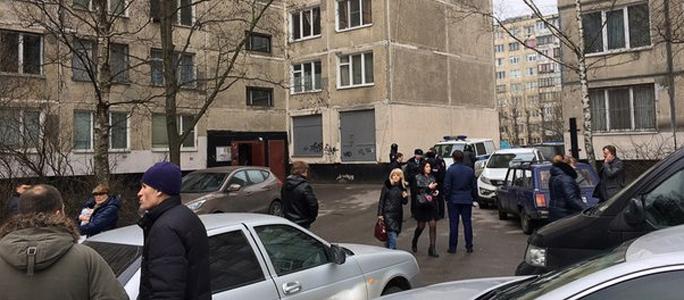 Задержаны предполагаемые сообщники петербургского смертника