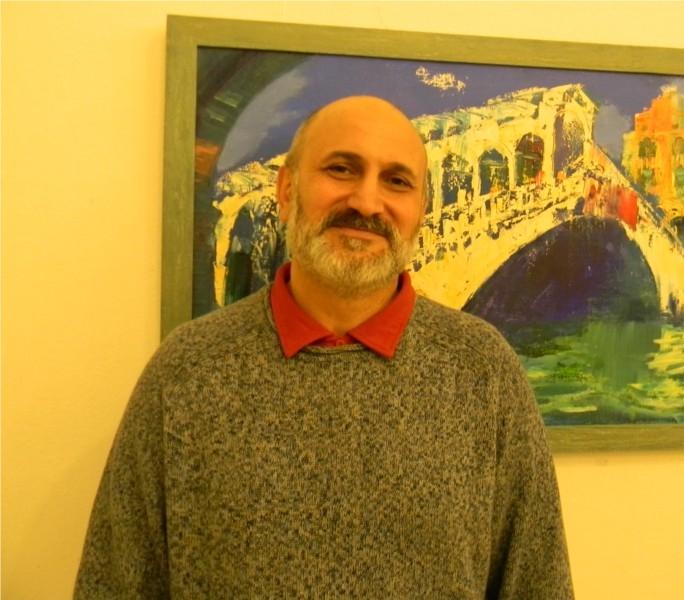 Владимир Бачу:  «Ван Гог мог бы писать свои картины и в Эстонии»