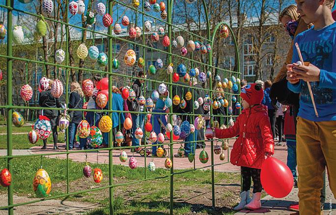 Пасха: «праздник праздников и торжество торжеств»