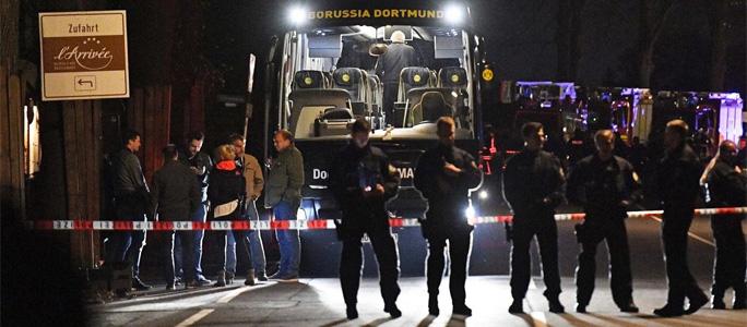 Россиянина задержали за подрыв автобуса «Боруссии»