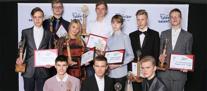 Учеников снова ждут титул и стипендия «Талант будущего»