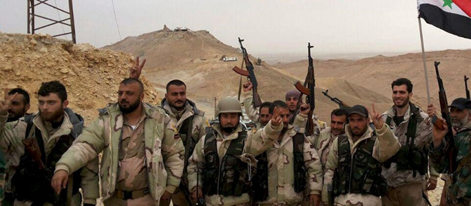 Россия предложила ввести в Сирию иностранные войска