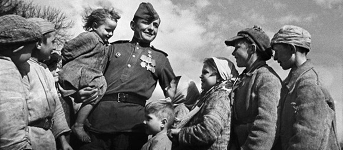 День Победы глазами ребёнка войны