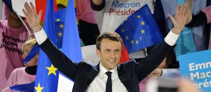 МВД опубликовало окончательные результаты президентских выборов по Франции