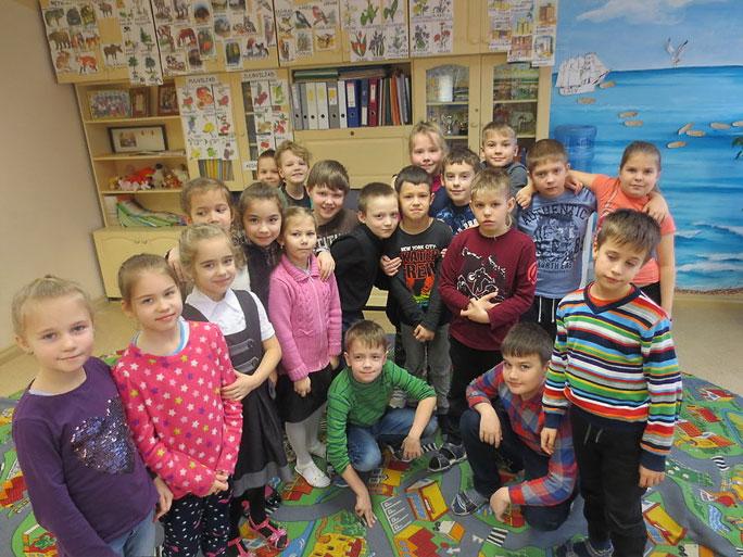Нарвская школа стала народным любимцем в рамках конкурса классных экскурсий