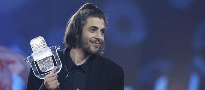 Португалия заняла первое место на «Евровидении-2017»