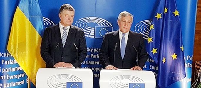 Европарламент окончательно одобрил отмену виз для украинцев