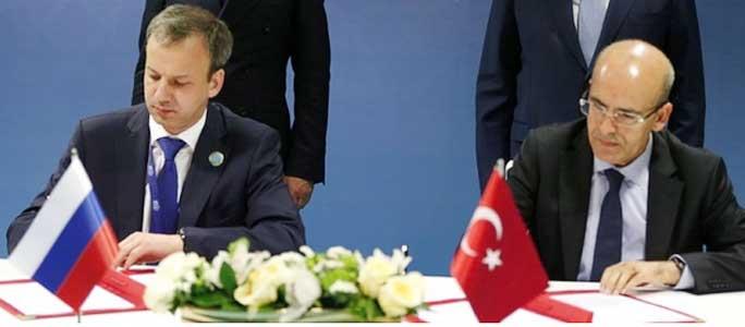 Россия и Турция подписали заявление о снятии торговых ограничений
