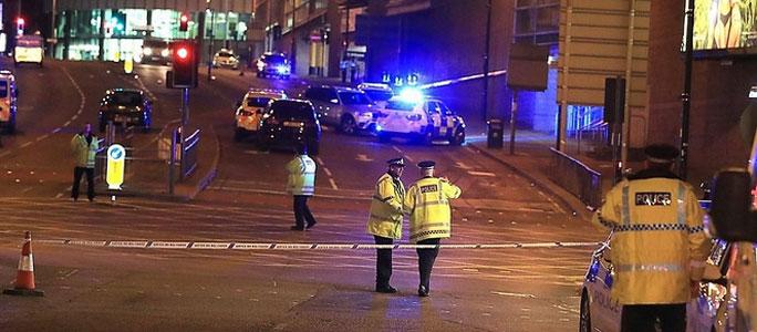 Взрыв на концерте в Манчестере