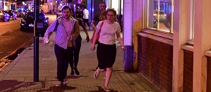 Число погибших при ночных терактах в Лондоне возросло до семи