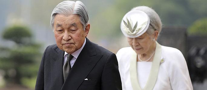 В Японии императору разрешили отречься от престола