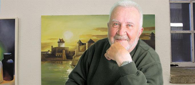 """Владимир Смирнов: """"Я занялся живописью в 60 лет»"""