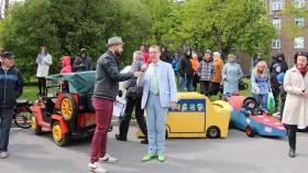 +Галерея. «Гонки на мыльницах»: впервые пираты из Минска и команда ETV+