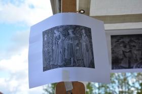 Галерея. Гулянья в Нарвском замке