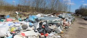 Вывоз бытового мусора может обернуться штрафом