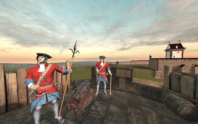 Российская компания создала игровое приложение, посвященное Нарвской битве
