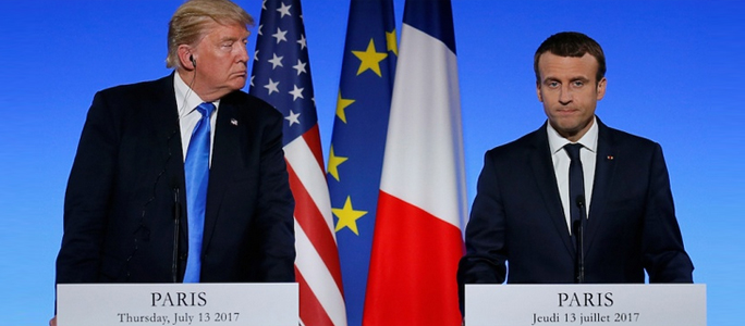 Париж больше не настаивает на уходе Асада