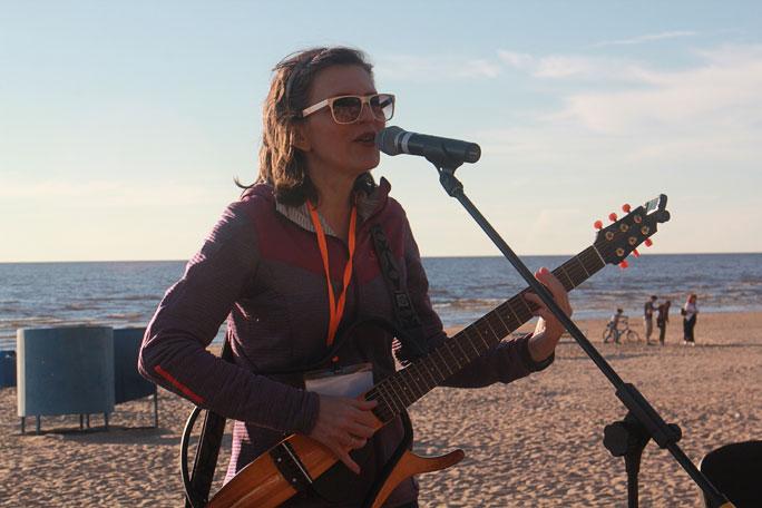 «Балтийские струны» прозвучали в Усть-Нарве