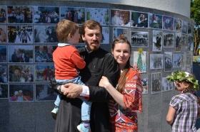 Галерея. Нарвитяне отметили День семьи, любви и верности