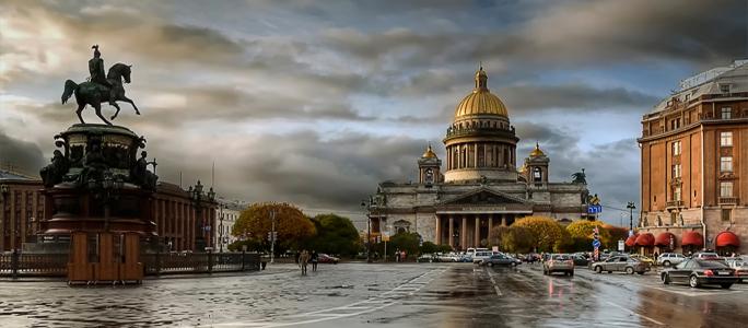 Что нужнее всего в Петербурге?