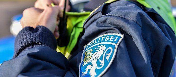 Полицейский подозревается в совершении действия сексуального характера в отношении несовершеннолетней