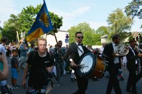 +Галерея. День Нарва-Йыэсуу: галстук от Семена Альтова и «Русский размер» от волости Вайвара