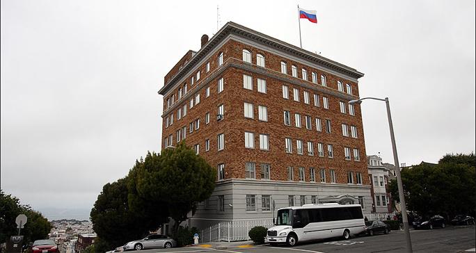 США потребовали закрыть российское генконсульство в Сан-Франциско