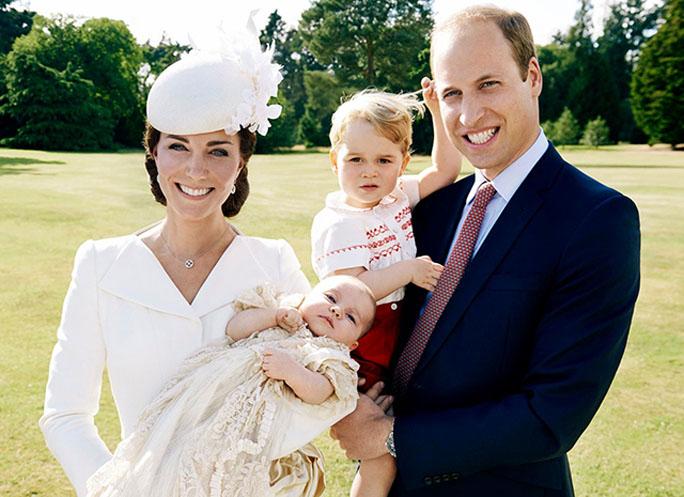 Это официально: принц Уильям и Кейт Миддлтон ждут третьего ребенка