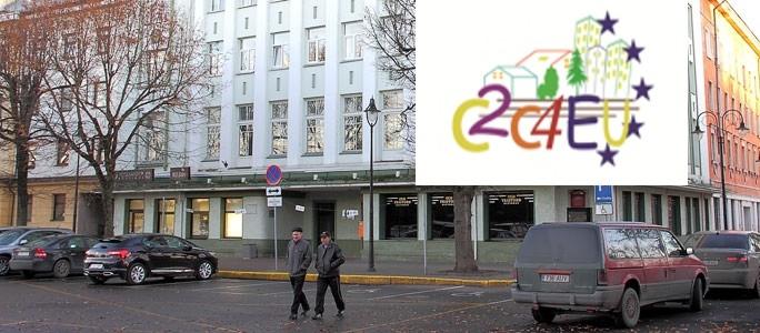 Международный проект City to Сity в Нарве