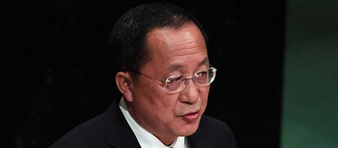 Северная Корея заявила о стремлении к балансу сил с США