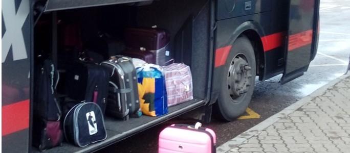 картинка забытые вещи в автобусе мороз