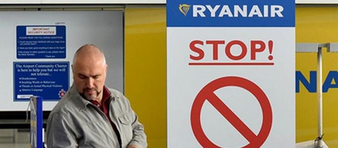 Лоукостер Ryanair отменит более 700 тысяч забронированных авиабилетов