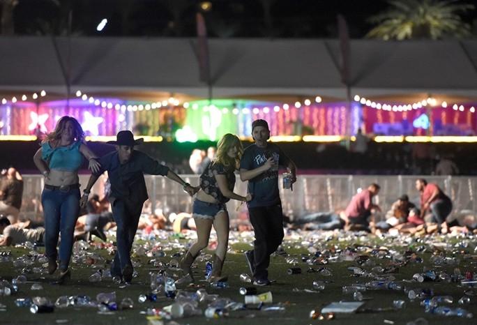 Кальюлайд выразила соболезнования близким жертв стрельбы в Лас-Вегасе