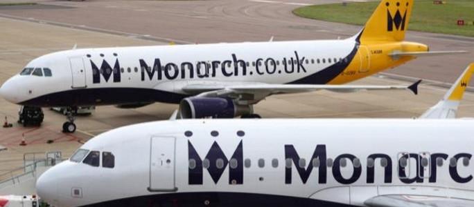 Банкротство Monarch Airlines стало крупнейшим в истории гражданской авиации Великобритании