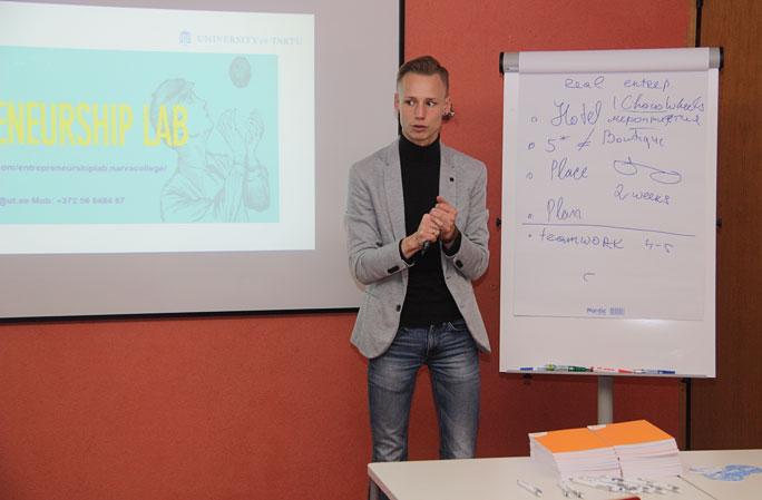 «Охота за умами» ищет эффективные идеи и предприимчивых людей в Нарве