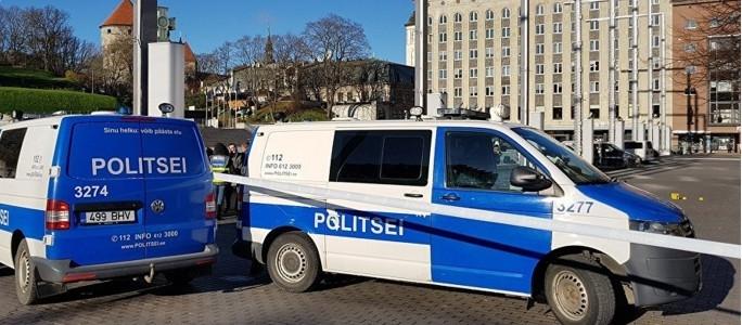 Полицейский выстрелил в  мужчину