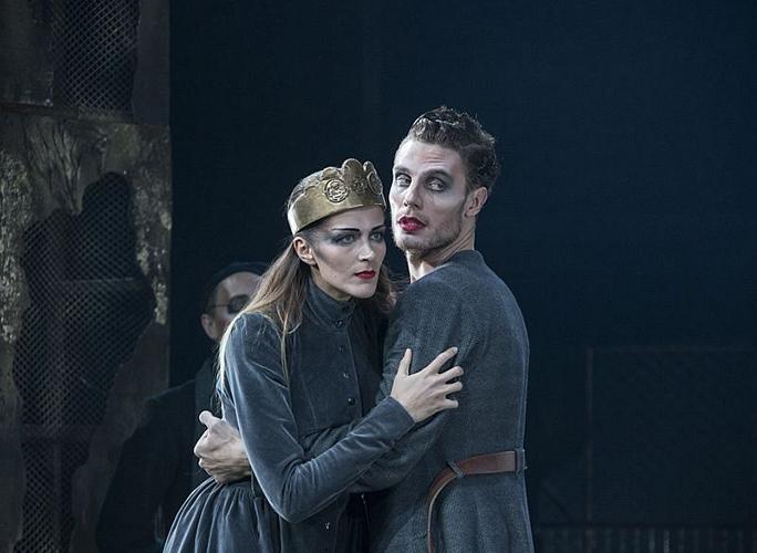 В театре Вахтангова поселился «Ричард III»