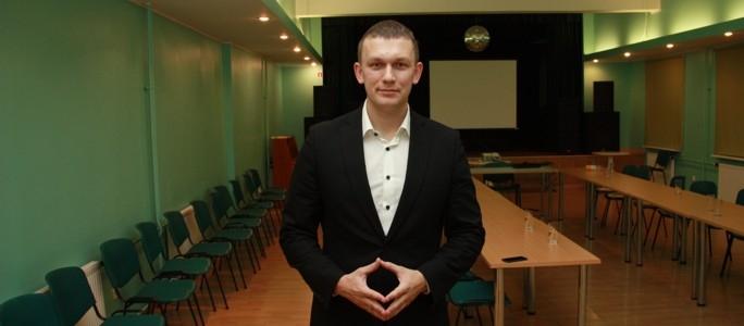 Новой административной единицей будет управлять мэр Максим Ильин