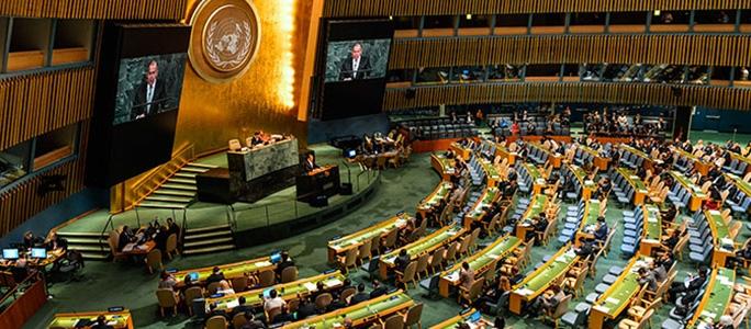 Эстония предоставит международным организациям ООН на гуманитарные цели 820 000 евро