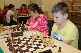 Галерея. Шахматные звёзды сделали свои первые ходы