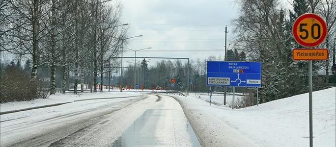 Финская полиция намерена присылать извещения о штрафах нарушителям в Эстонию