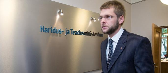 Министр Осиновский на служебном автомобиле попал в ДТП